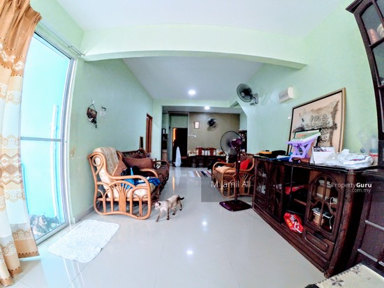 Pandan Indah Townhouse Ground Floor Unit Extended  137689637