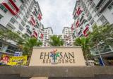 Ehsan Residence, 1070sft 4r2br Taman Orkid, Salak Tinggi, Sepang - Property For Sale in Malaysia