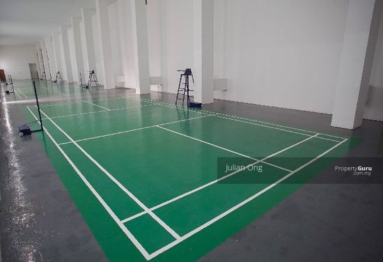 Empire Residence Damansara Perdana Total 3 Indoor Badminton Courts 137837202