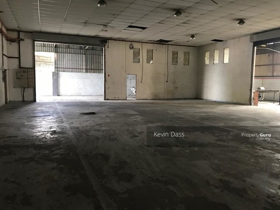 FACTORY IN TAMAN PERINDUSTRIAN PUCHONG TPP FOR SALE  137907868