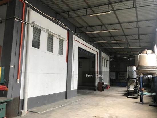 FACTORY IN TAMAN PERINDUSTRIAN PUCHONG TPP FOR SALE  137907870