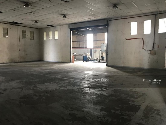 FACTORY IN TAMAN PERINDUSTRIAN PUCHONG (TPP) FOR RENT  137918155
