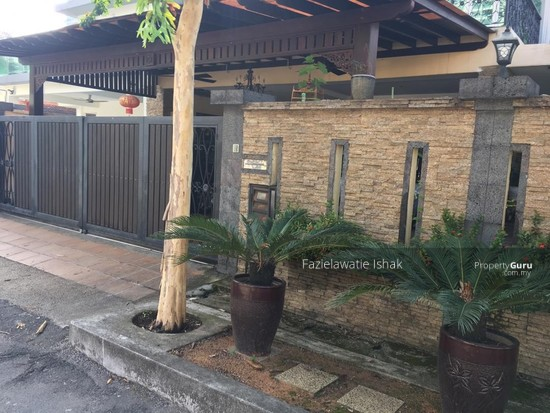 [FULLY EXTENDED, BALINESE THEME] 2 storey Semi D House North Kiara Hill Bukit Segambut  137961409