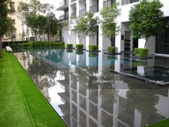 CORNER LOT Condominium Hampshire Place KLCC FULLY FURNISHED -FREEHOLD   137977864