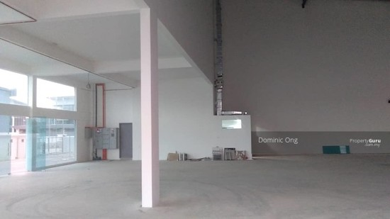 TAMAN INDUSTRI BERINGIN -  NEW GATED & GUARDED  LIGHT INDUSTRIAL FACTORY AND WAREHOUSE  137995725