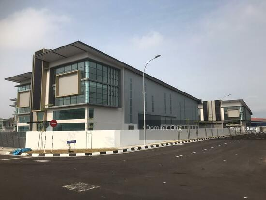TAMAN INDUSTRI BERINGIN -  NEW GATED & GUARDED  LIGHT INDUSTRIAL FACTORY AND WAREHOUSE  157120078