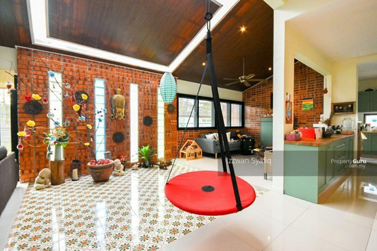 Beautiful Renovated 3 Storey Superlink (Corner Lot), Fairfield Residence, Tropicana Heights Kajang  138216445