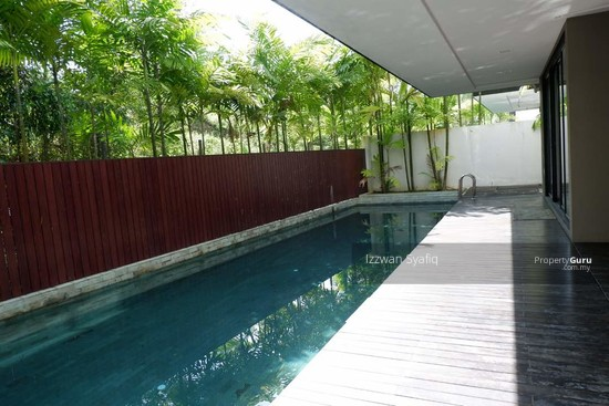 Beautiful Bungalow Villa with Swimmig Pool, 20 Trees, Taman Melawati, Near Melawati Mall  138218651
