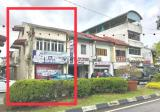 2.5 Storey Shop CORNER (999 TITLE) at Padungan Kuching - Property For Sale in Malaysia