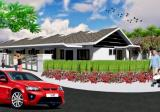New 1 Storey Terrace House Taman Desa Intan Kapar Klang - Property For Sale in Malaysia