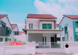 2Storey Link Bungalow 3767sf for Rent Permatang Santuary Alma - Property For Rent in Malaysia