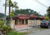 Single Storey Semi D House, Taman Pinggiran Delima, Hulu Langat - Property For Sale in Malaysia