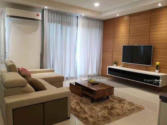 Fully Furnished Unit Rivervale Condominium for Rent at Jalan Stutong - Kuching  139535860