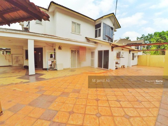 Renovated Corner link house nearby to UITM Shah Alam  139665652