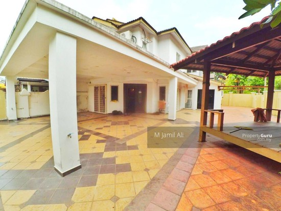 Renovated Corner link house nearby to UITM Shah Alam  139665657