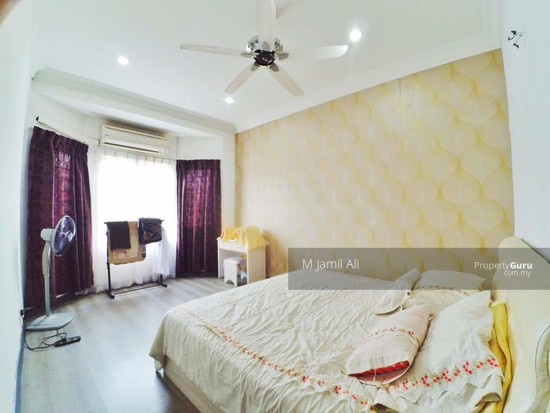 Renovated Corner link house nearby to UITM Shah Alam  139665695