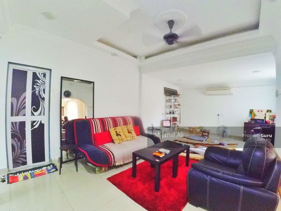 Renovated Corner link house nearby to UITM Shah Alam  139665722