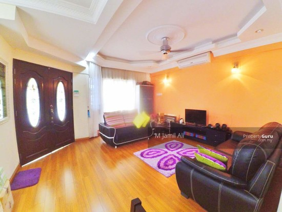 Renovated Corner link house nearby to UITM Shah Alam  139665741