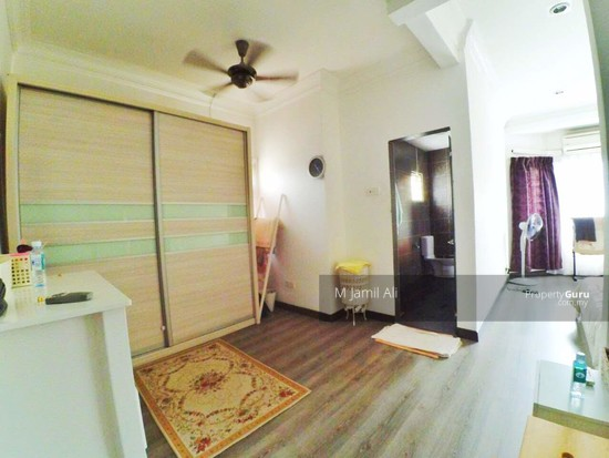 Renovated Corner link house nearby to UITM Shah Alam  139665776