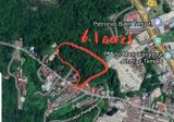 Bukit Mertajam - 5 min from Icon City (6.1 acres) - Property For Sale in Malaysia