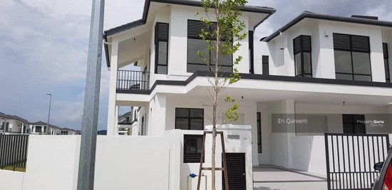 COrner Lot 2 Storey Graham Garden Eco World Type D Puncak ALam. Brand New  140099213