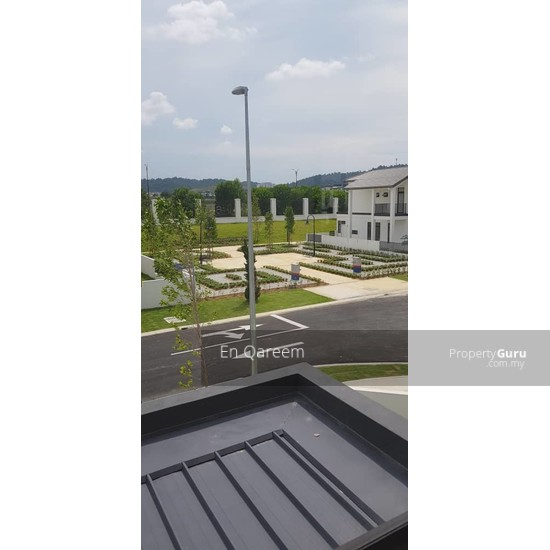 COrner Lot 2 Storey Graham Garden Eco World Type D Puncak ALam. Brand New  140099217