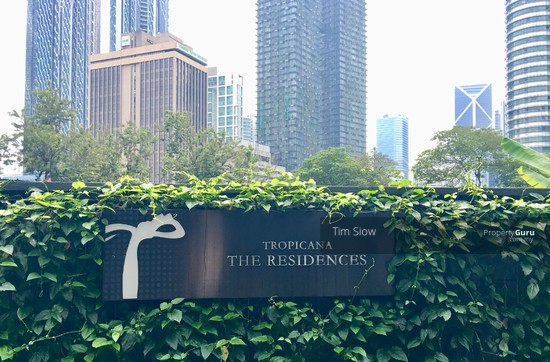 Tropicana The Residences, KLCC  140226575