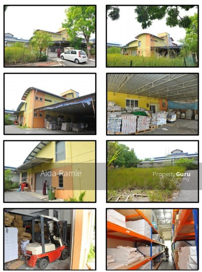 1.5 storey corner lot semi-D factory/warehouse with office space @ Bandar Baru Bangi  140308159
