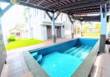 Bungalow With Swimming Pool - Property For Sale in Malaysia