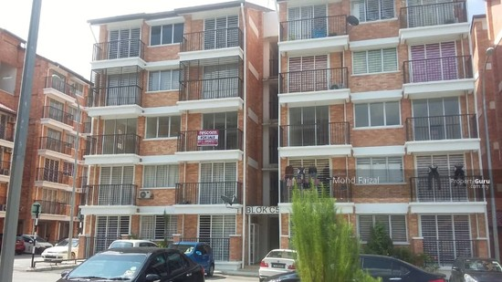Apartment Villa Court Goodview Heights Level 2 903sft, Sg Long Kajang  140708270