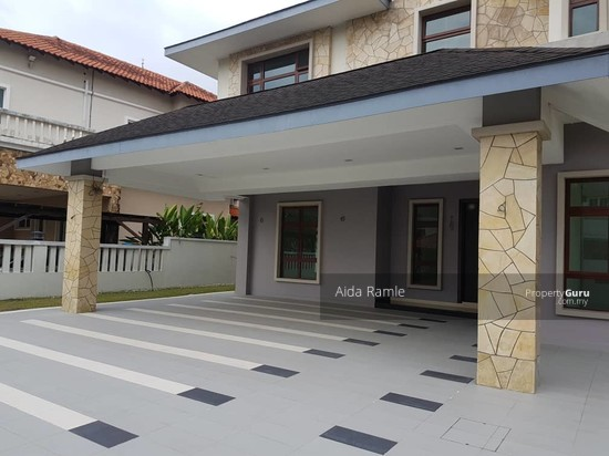 Brand New Double Storey Bungalow with Swimming Pool @ Selangor POLO Country Club, Kota Damansara  141267123