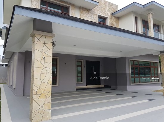 Brand New Double Storey Bungalow with Swimming Pool @ Selangor POLO Country Club, Kota Damansara  141267126