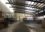 Kulai Detached Factory (Bua 31k) with 300 Amp Power Supply - Property For Rent in Malaysia