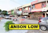 Gelugor Shoplot Ground Floor Face Main Road - Property For Rent in Malaysia