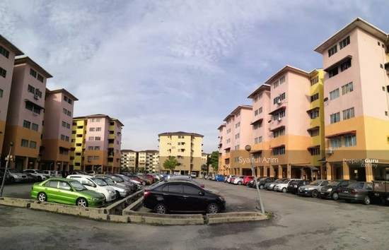 Apartment Seri Tanjung, Section 7, Bandar Baru Bangi  142363432