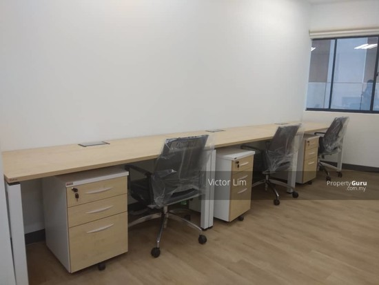 Wisma UOA Centre office near Pavilion and KLCC and LRT  142372373