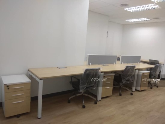 Wisma UOA Centre office near Pavilion and KLCC and LRT  142372383