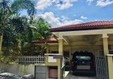 End Lot Tanah 10 kaki Teres 1 Tingkat Tok Muda Kapar Klang - Property For Sale in Singapore