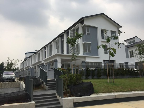 Brand new 3 storey corner lot Fairfield Residence @ Tropicana Heights, Kajang  142963756