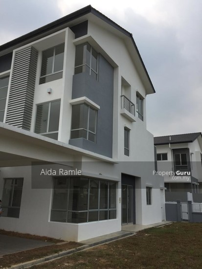 Brand new 3 storey corner lot Fairfield Residence @ Tropicana Heights, Kajang  142963779