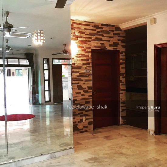 Double Storey Semi-D Beverly Heights Ampang FREEHOLD  143062545
