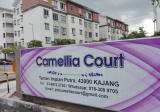 Apartment Camellia Court Ground Floor 750sft Taman Impian Putra Kajang - Property For Sale in Malaysia