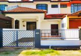 Double Storey Terrace Bandar Tasek Mutiara Simpang Ampat Good Location - Property For Sale in Singapore