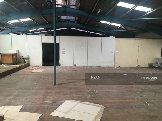 SECTION 16 SHAH ALAM FACTORY WITH COLD ROOM SUITABLE FOR FOOD PRODUCTION EASY ACCESS TO HIGHWAY  143572893