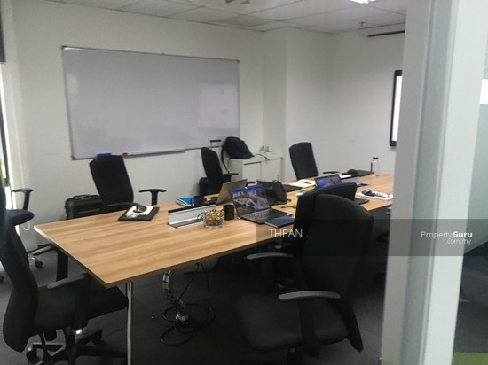 RENOVATED FURNISHED YET CHEAP CORPORATE OFFICE FOR RENT IN PETALING JAYA  143677082