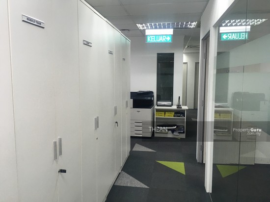RENOVATED FURNISHED YET CHEAP CORPORATE OFFICE FOR RENT IN PETALING JAYA  143677087