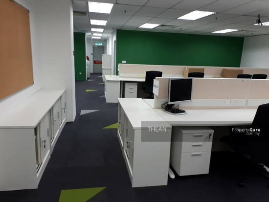 RENOVATED FURNISHED YET CHEAP CORPORATE OFFICE FOR RENT IN PETALING JAYA  143677106