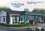 Semi D 1 Tingkat Sg Kembong Pulau Indah - Property For Sale in Singapore