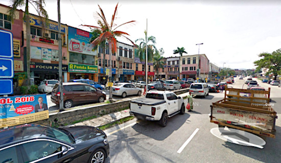 Bandar Baru Rawang Prime Commercial Land With Main Road Frontage Easy Access To Highway  145292006