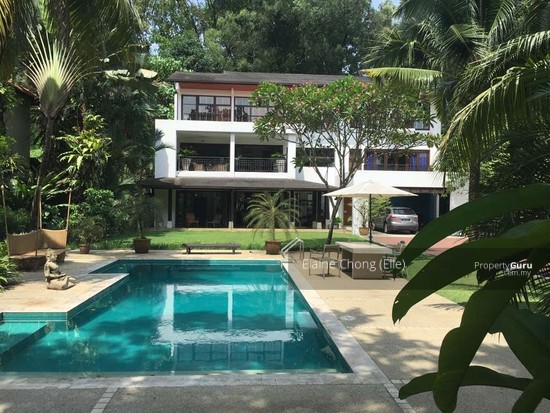 DH - Guarded, 6 rooms, 25000sf land [RM560psf]  145309018